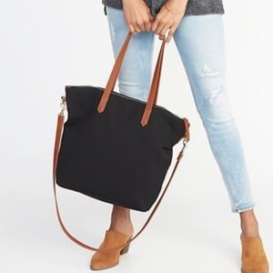 NWOT Old Navy Canvas Tote